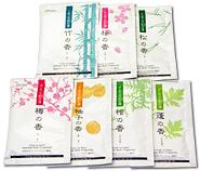 「オンセンス 和(なごみ)の湯」7種類お試しセット